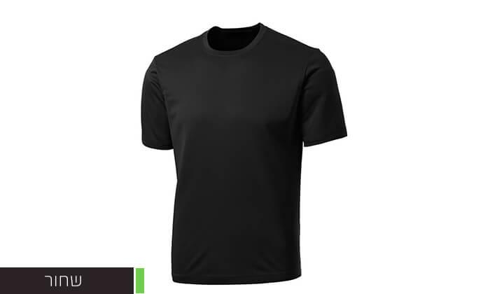 3 סט5 חולצות מנדפות זיעה