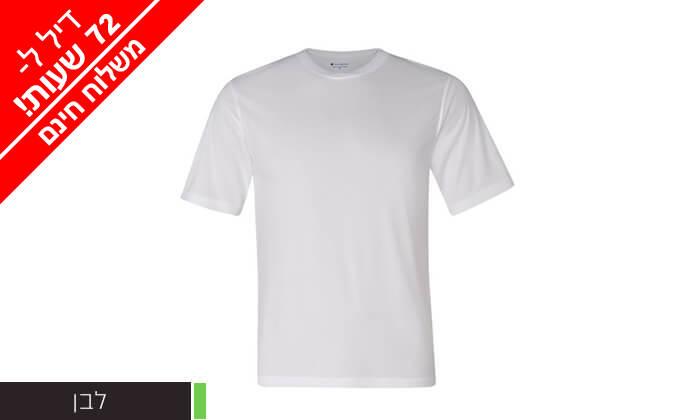 4 דיל לזמן מוגבל: סט5 חולצות מנדפות זיעה - משלוח חינם