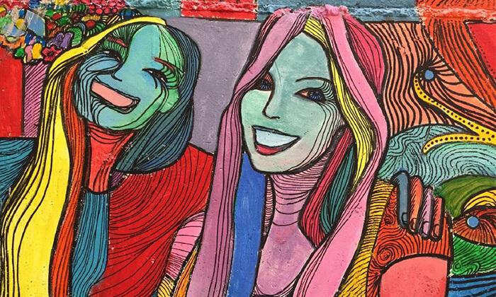 4 סדנה וסיור גרפיטי לילדים ונוער, נווה צדק תל אביב