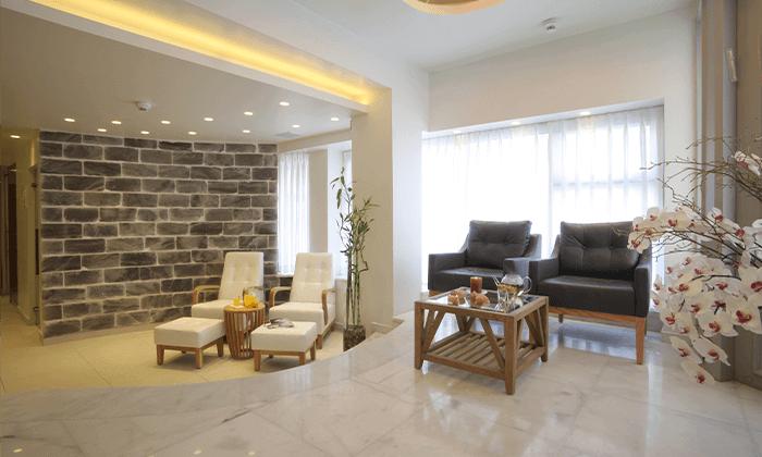 7 חבילת פינוק ועיסוי זוגי - מלון Bell תל אביב