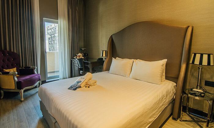 3 חבילת פינוק ועיסוי זוגי - מלון Bell תל אביב