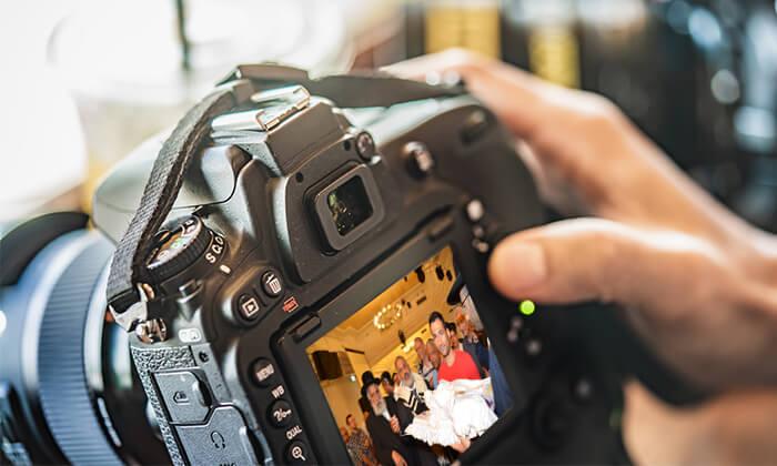 2 חבילות צילום לאירועים עם דיסק מאיר - סטודיו בכתום צילום אירועים
