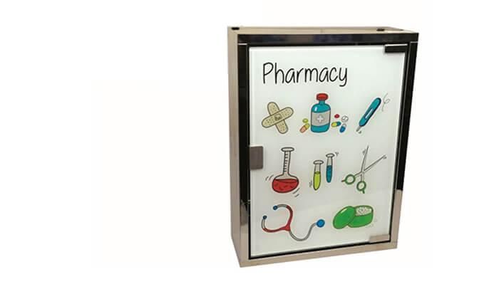 2 ארון תרופות