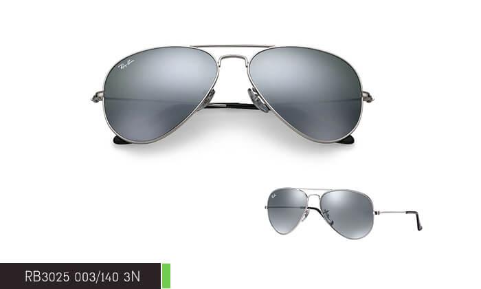 26 משקפי שמש לגבר ולאישה Ray-Ban