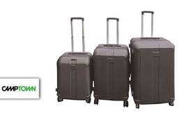 סט 3 מזוודותקשיחות ABS