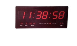 שעון קיר דיגיטלי