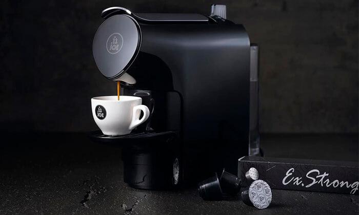 2 מארז 500 קפסולות Time Capsules - כולל מכונת קפה