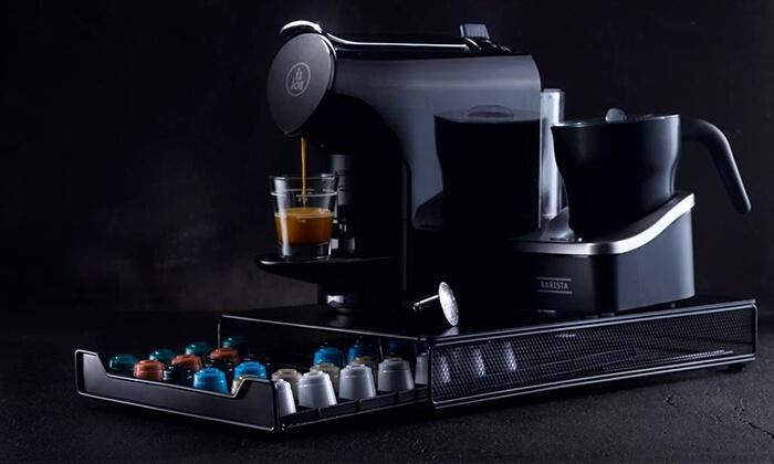3 מארז 500 קפסולות Time Capsules - כולל מכונת קפה