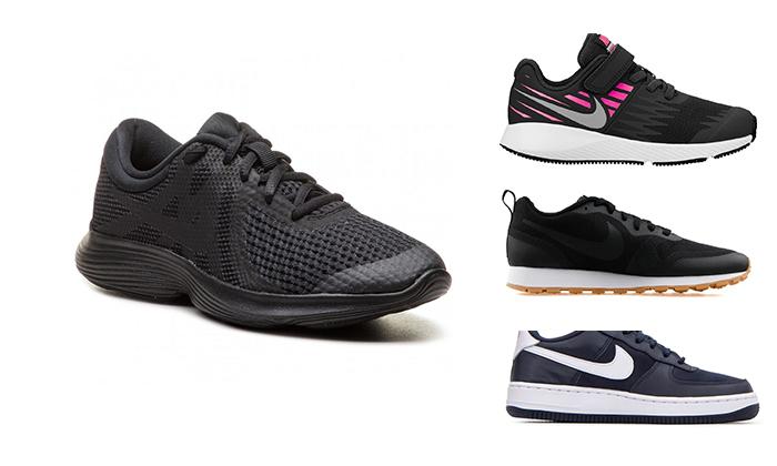 17 נעלי NIKE לגברים, נשים וילדים