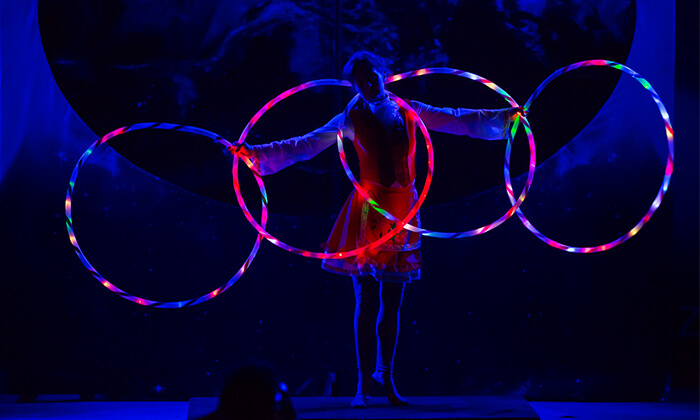 4 THE BIG MAGIC CIRCUS המופע המקורי מגיע לישראל