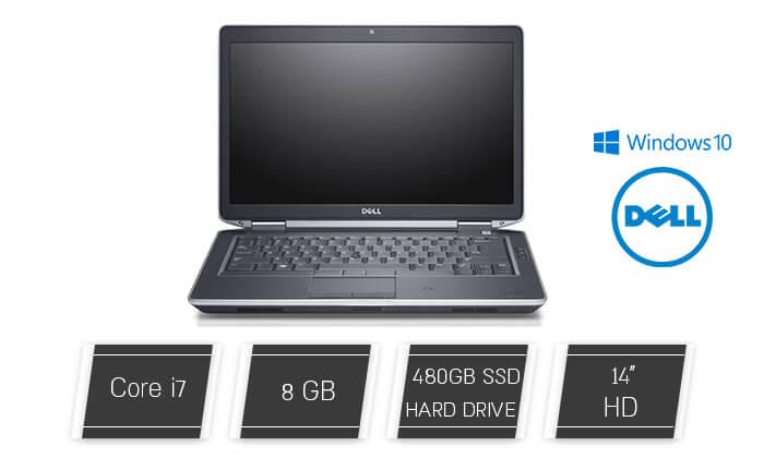 2 מחשב נייד דל DELL - משלוח חינם