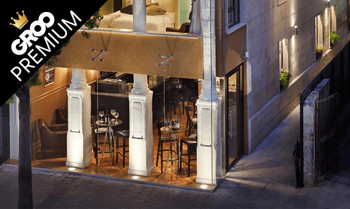 """3 מונטיפיורי 16 - מלון בוטיק אורבני, כולל סופ""""ש"""