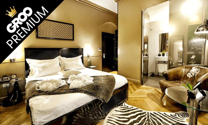 """4 מונטיפיורי 16 - מלון בוטיק אורבני, כולל סופ""""ש"""