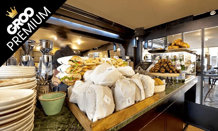 """5 מונטיפיורי 16 - מלון בוטיק אורבני, כולל סופ""""ש"""