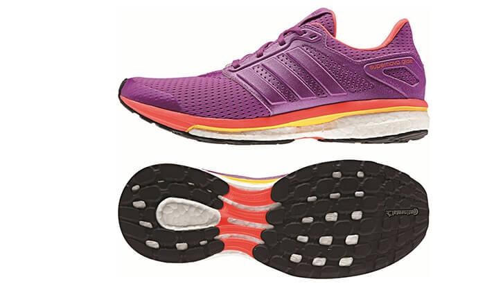 10 נעלי ספורט לנשים Adidas