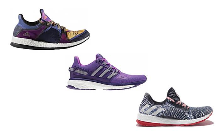 2 נעלי ספורט לנשים Adidas