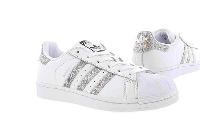 2 נעלי סניקרס יוניסקס ADIDAS