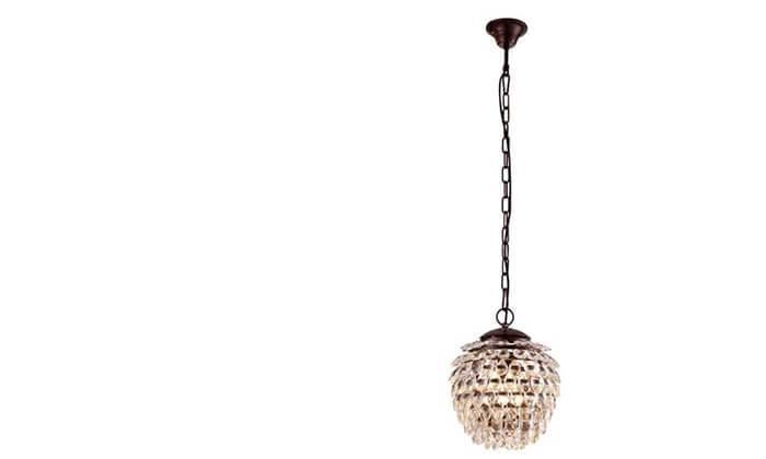 4 ביתילי: מנורת תלייה דגם שיסל בינוני