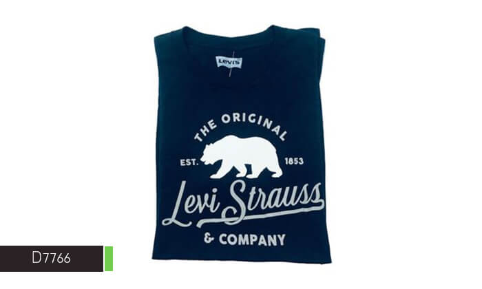 5 חולצת טי-שירט LEVIS לגבר