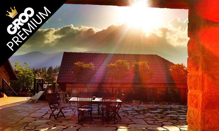 6 ארוחת בוקר זוגית כשרה במלון גרנד ויסטה, כפר יובל
