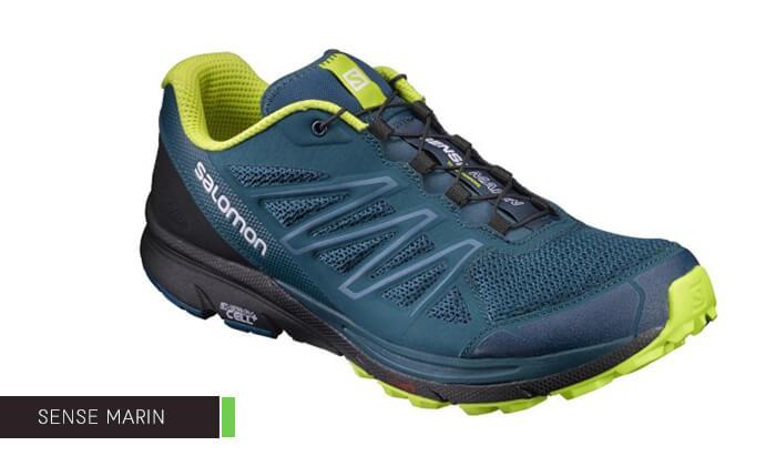 4 נעלי ריצה לגברים ולנשים סלומון Salomon