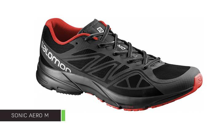 6 נעלי ריצה לגברים ולנשים סלומון Salomon