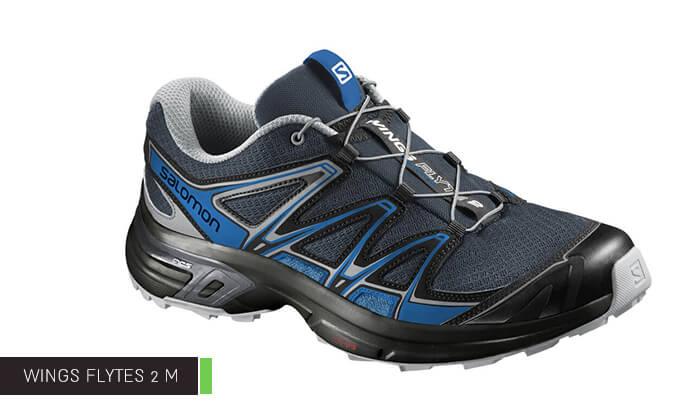7 נעלי ריצה לגברים ולנשים סלומון Salomon