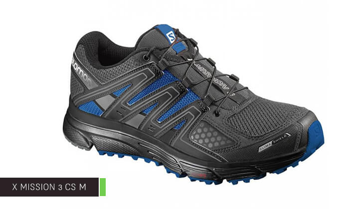 8 נעלי ריצה לגברים ולנשים סלומון Salomon