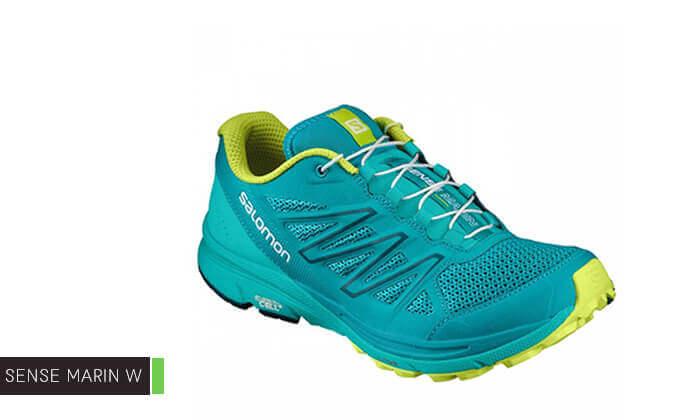 10 נעלי ריצה לגברים ולנשים סלומון Salomon