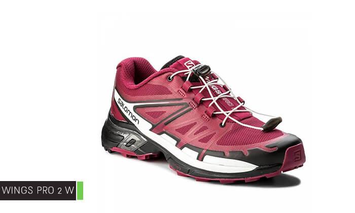 3 נעלי ריצה לנשים סלומון Salomon