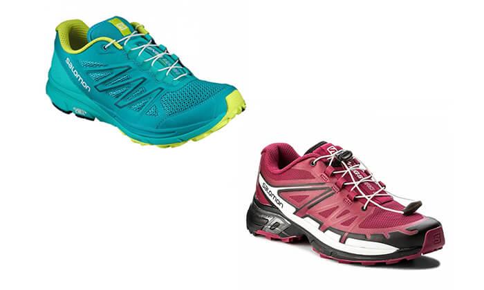 9 נעלי ריצה לנשים סלומון Salomon