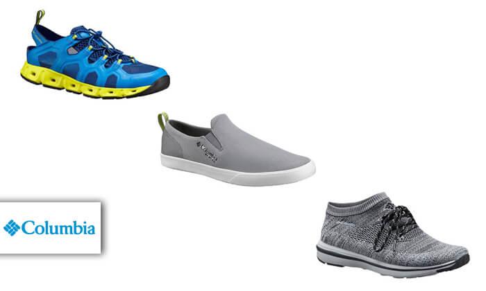 נעלי קולומביה Columbia לנשים ולגברים - משלוח חינם!