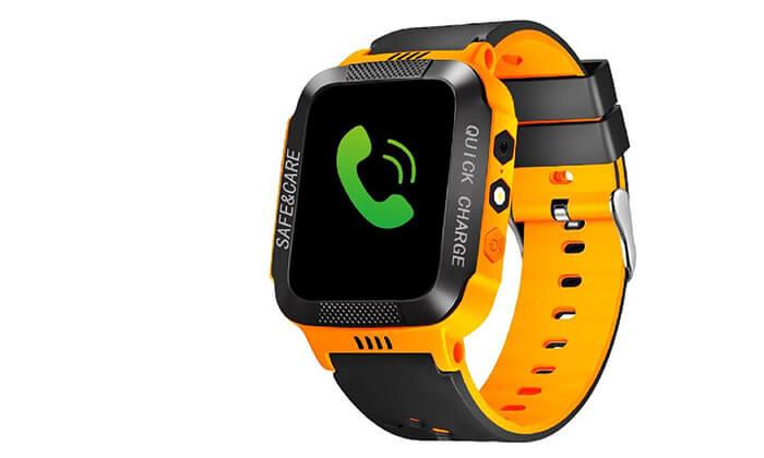 2 שעון טלפון חכם