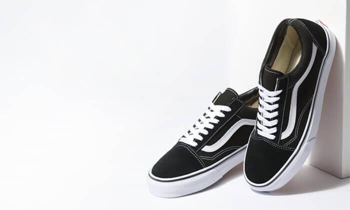 2 נעלי סניקרס יוניסקס VANS OLD SKOOL