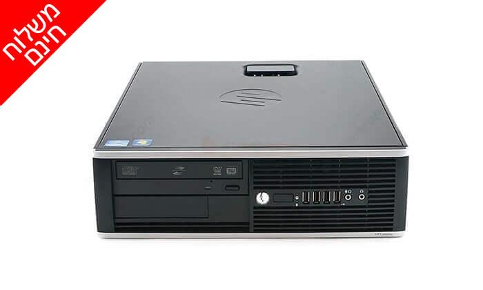 3 מחשב נייח HP עם מעבד i5 - משלוח חינם
