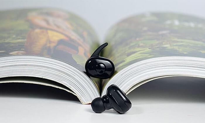 3 אוזניות בלוטוס TWS