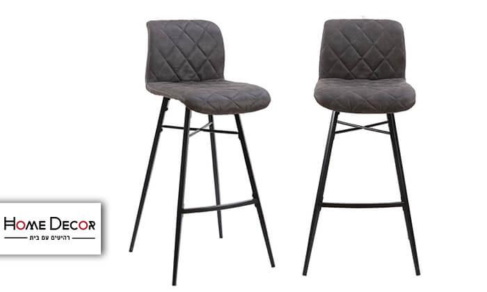 2 זוג כיסאות בר HOME DECOR