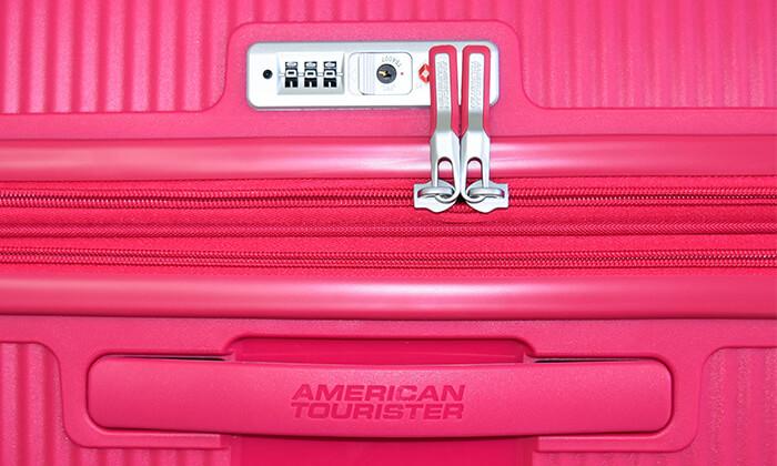 7 מזוודה קשיחה American Tourister מבית SAMSONITE