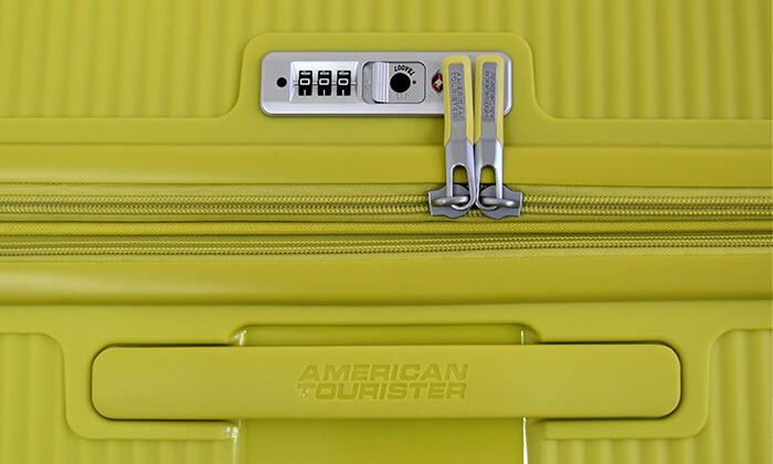 6 מזוודה קשיחה American Tourister מבית SAMSONITE