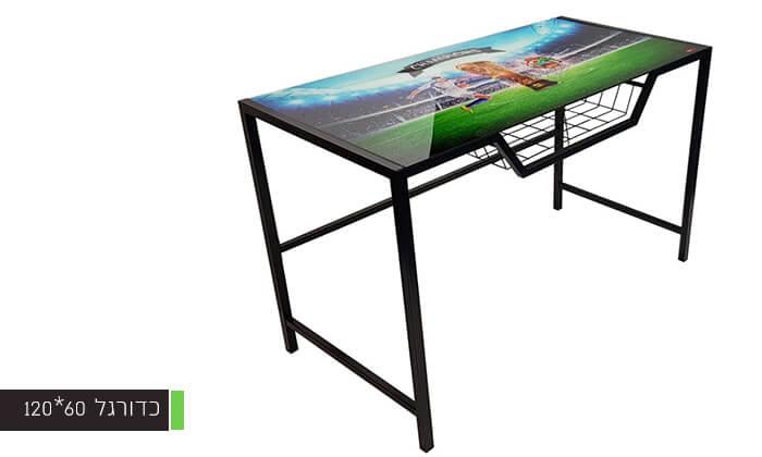 8 שולחן מחשב מעוצבSTREET ART