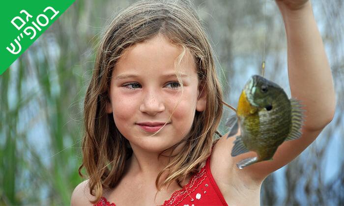 3 קמפינג בפארק הדיג מעיין צבי