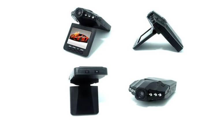 4 מצלמת רכב עם מסך 2.7 אינץ'