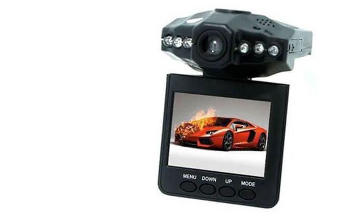 5 מצלמת רכב עם מסך 2.7 אינץ'