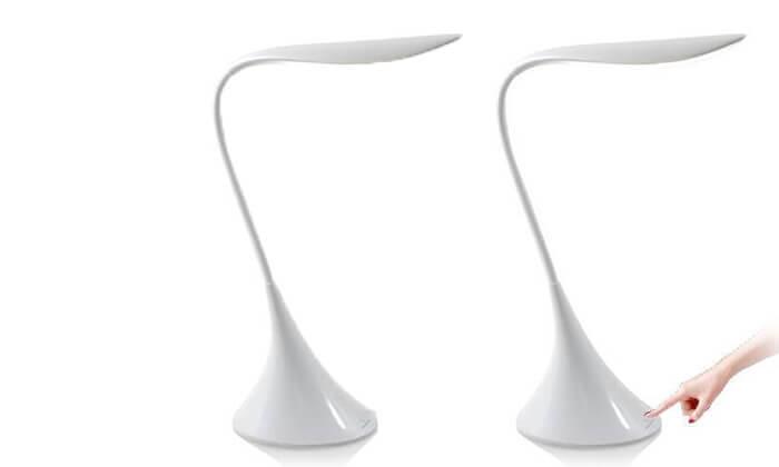 2 זוג מנורות LED שולחניות