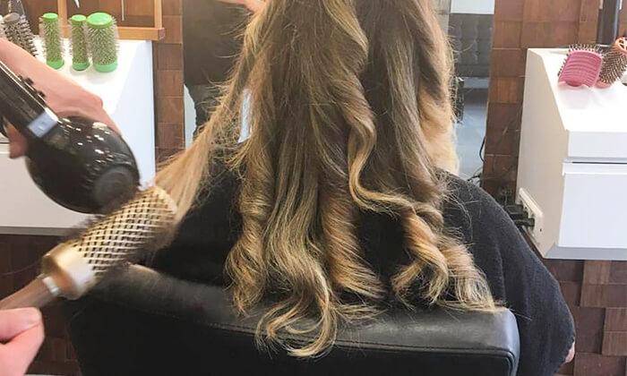 3 תספורת או טיפול קרטין אצל אריאל עיצוב שיער, רעננה