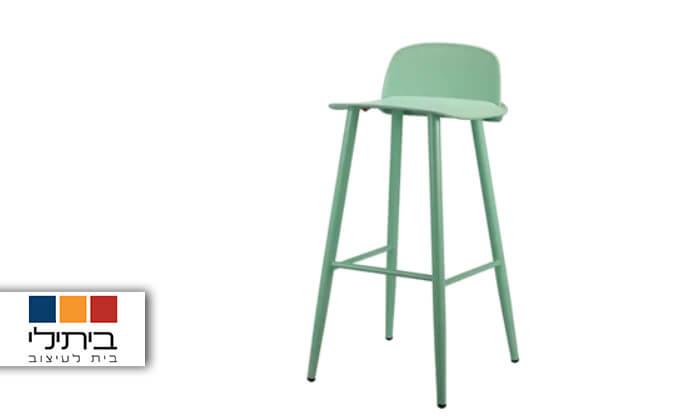 2 ביתילי: כיסא בר דגם מאיו
