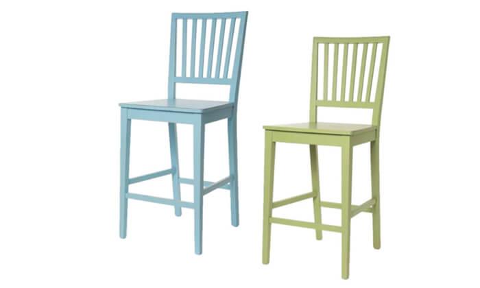 5 ביתילי: כיסא בר דגם אסיינדה דיסטרס