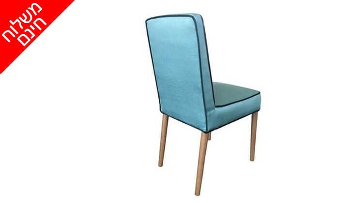 6 ביתילי: כיסא לפינת אוכל דגם פורטו - הובלה חינם!