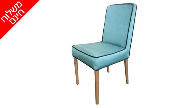 4 ביתילי: כיסא לפינת אוכל דגם פורטו - הובלה חינם!