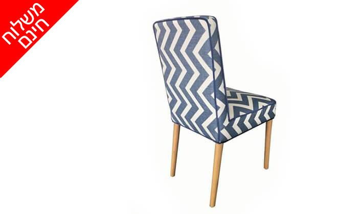 5 ביתילי: כיסא לפינת אוכל דגם פורטו - הובלה חינם!